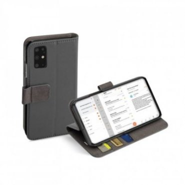 Book Wallet Case with stand function for Samsung Galaxy S20+