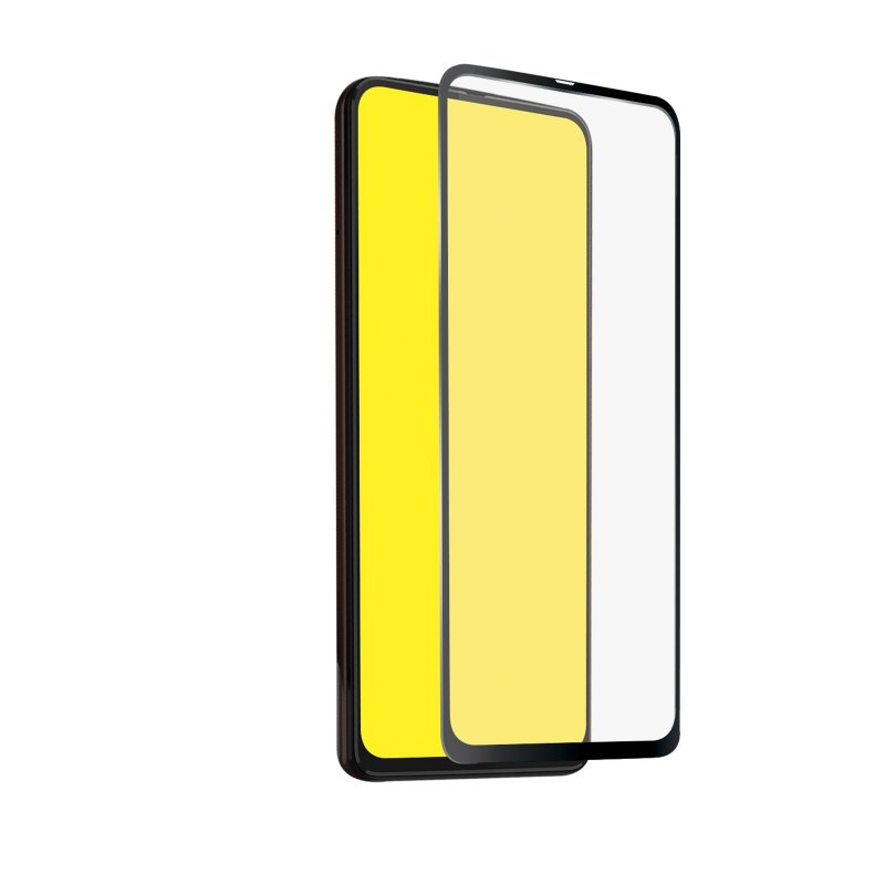 Full Cover Glass Screen Protector for Motorola One Hyper