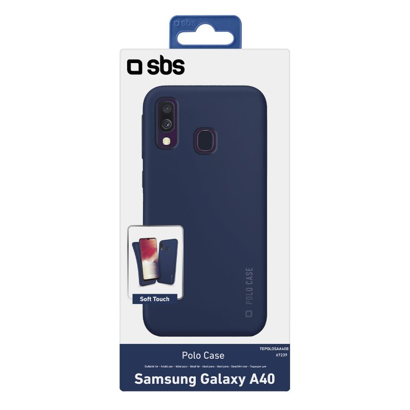 Polo Cover for Samsung Galaxy A40