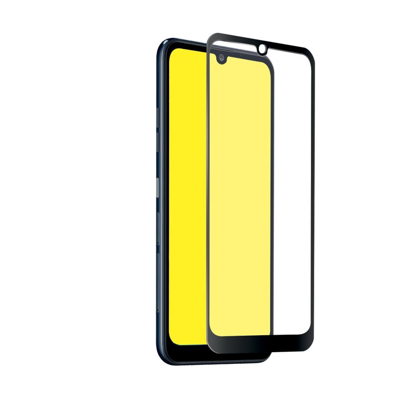 Full Cover Glass Screen Protector for LG K40s