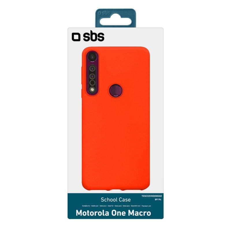 School cover for Motorola One Macro