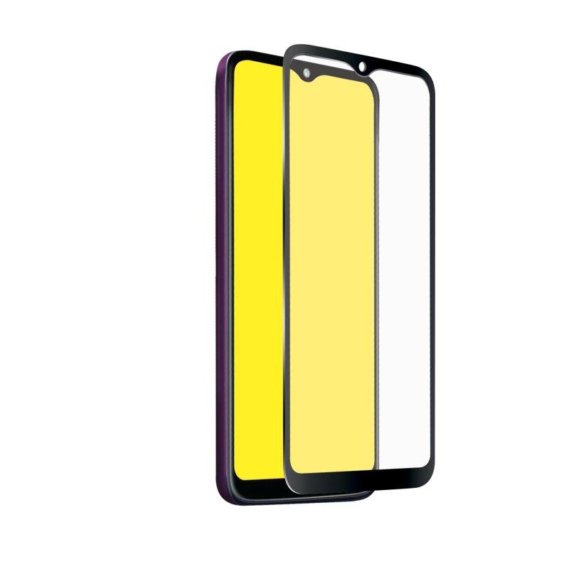 Full Cover Glass Screen Protector for Motorola One Macro