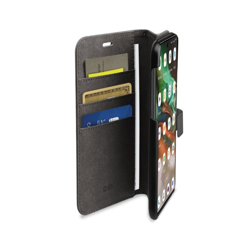 Book Wallet Case with stand function for Samsung Galaxy Note 10+