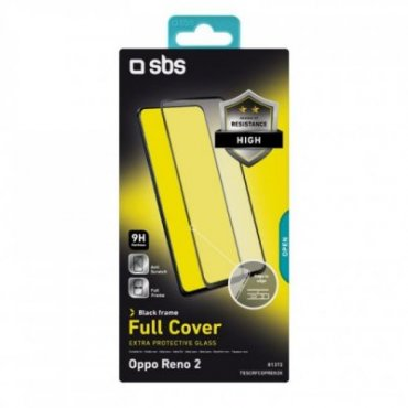 Full Cover Glass Screen Protector for Oppo Reno 2