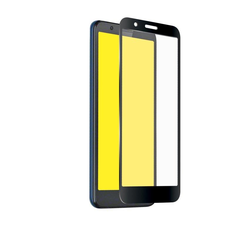 Full Cover Glass Screen Protector for Motorola Moto E6