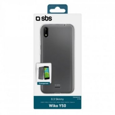 Skinny cover for Wiko Y50