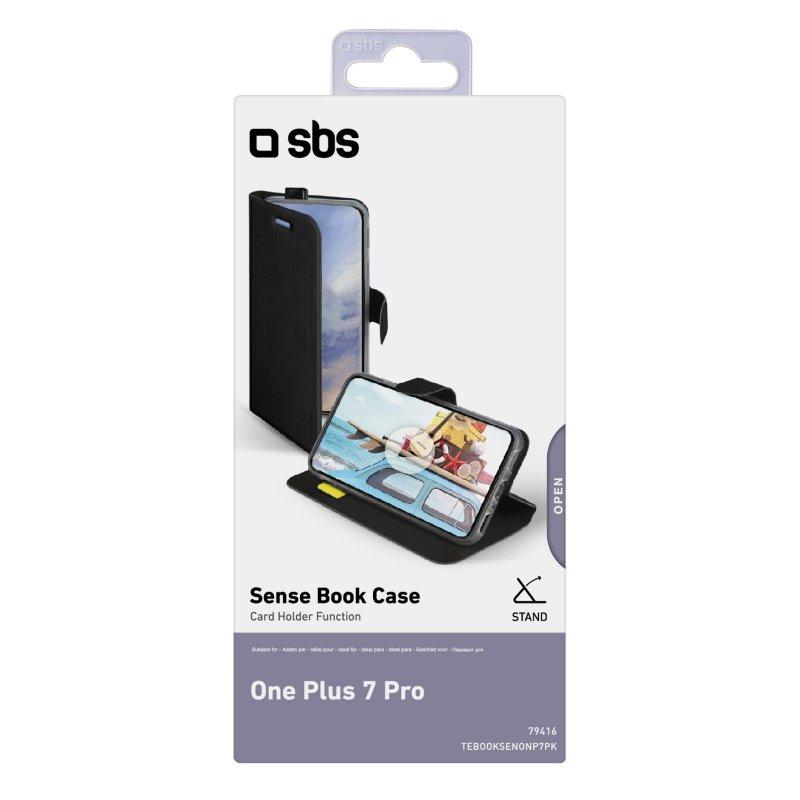 One Plus 7 Pro Book Sense case