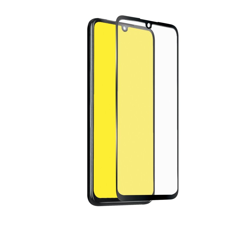 Full Cover Glass Screen Protector for Motorola One Pro