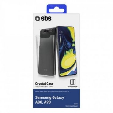 The Crystal cover for Samsung Galaxy A80 / A90