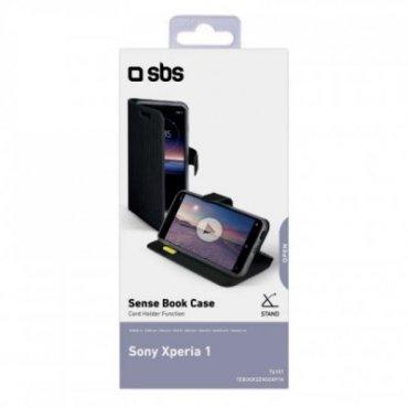 Sony Xperia 1 Book Sense case