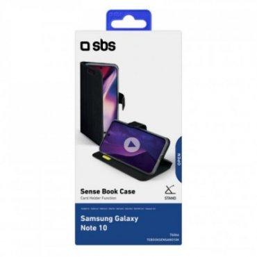 Samsung Galaxy Note 10 Book Sense case