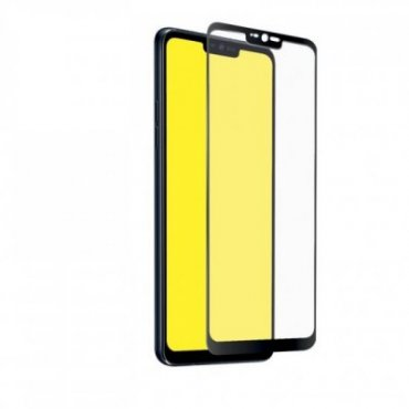 Full Cover Glass Screen Protector for LG G7 FIT