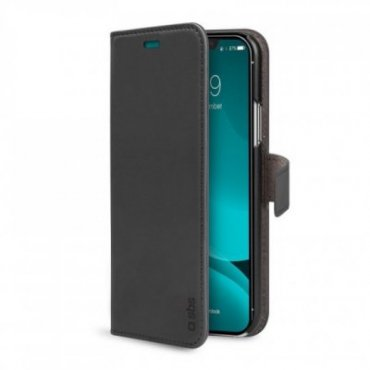Custodia Book Wallet con funzione stand per iPhone 11 Pro