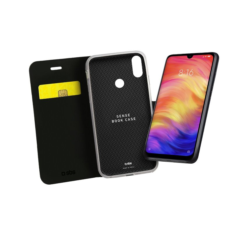 Xiaomi Redmi Note 7 Book Sense case