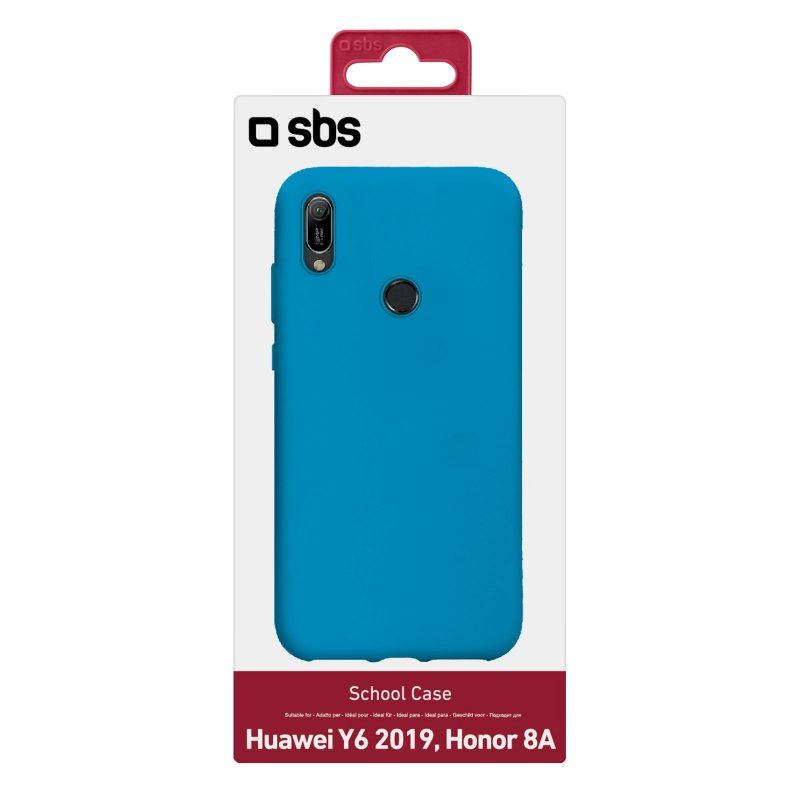 School cover for Huawei Y6 2019/Y6s/Y6 Pro 2019/Honor 8A