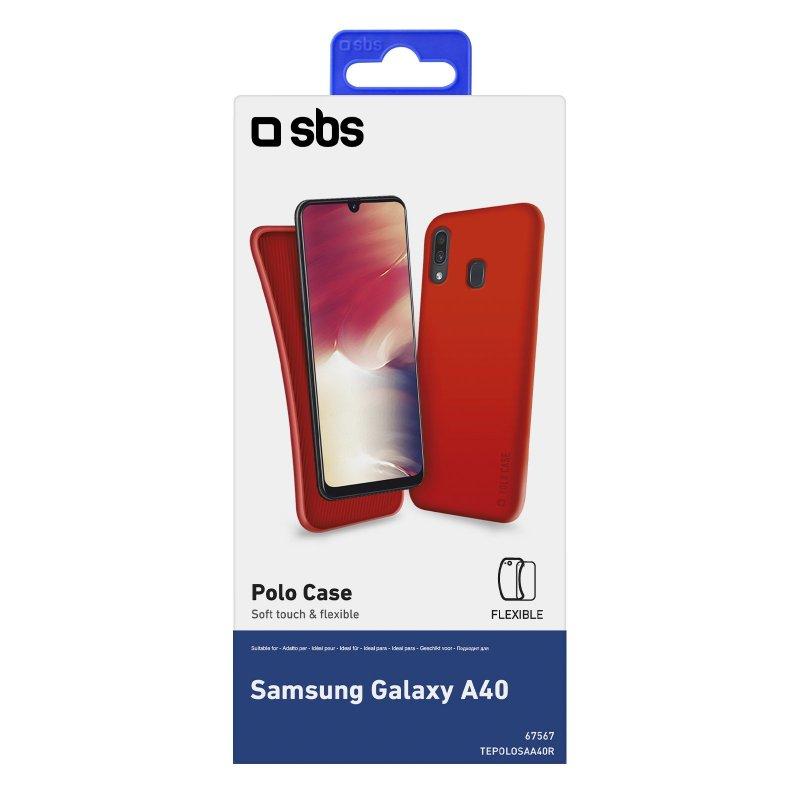 Polo Cover for Samsung Galaxy A40