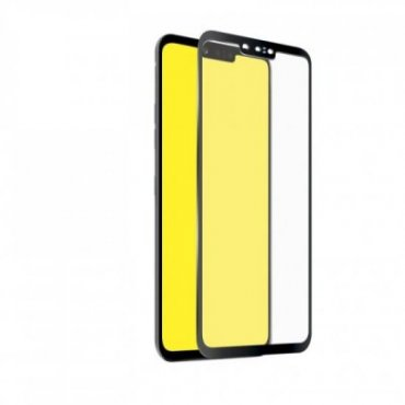 Full Cover Glass Screen Protector for LG G8 ThinQ