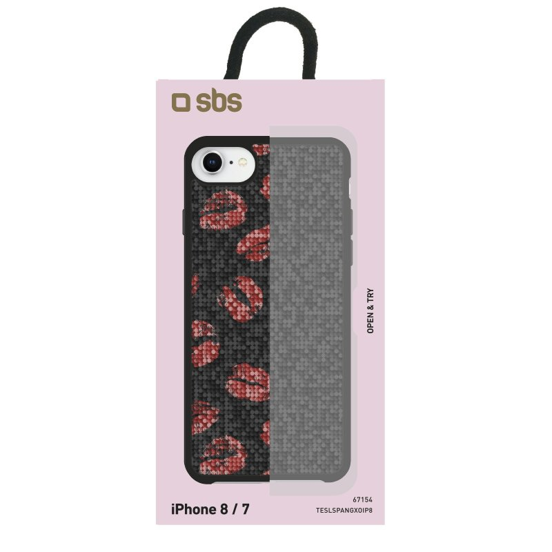 Jolie cover with XOXO theme for iPhone 8/7