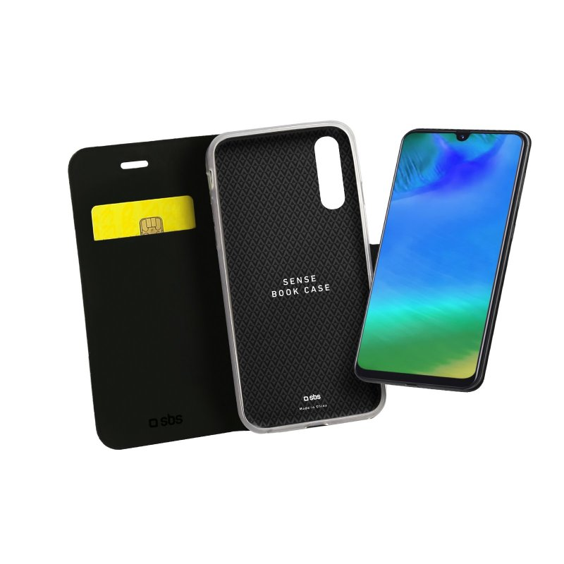 Samsung Galaxy A70 Book Sense case