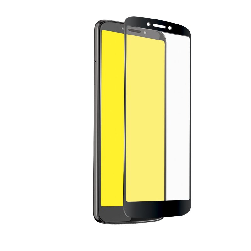 Full Cover Glass Screen Protector for Motorola Moto E5 Plus