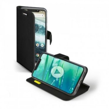 Motorola One/One Lite Book Sense case