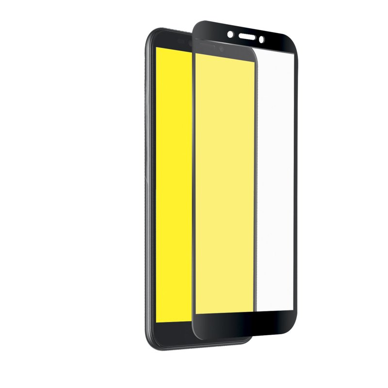 Full Cover Glass Screen Protector for Alcatel 1S