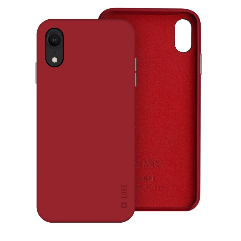 Luxe Cover for iPhone XR