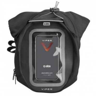 Leg pouch for smartphones up to 6 inches