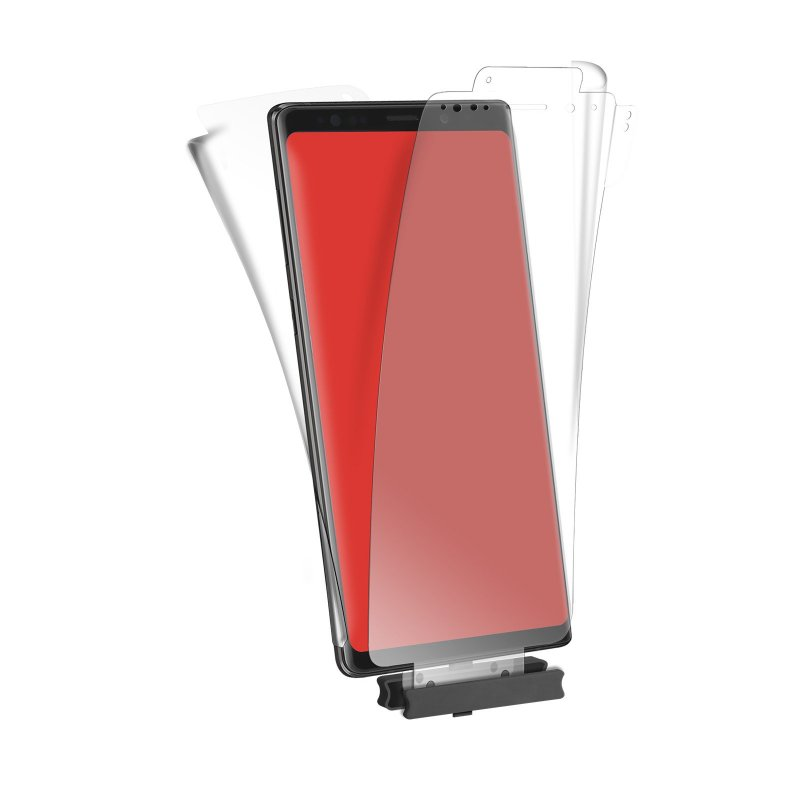 360 ° Full Body protective film for the Samsung Galaxy Note 9
