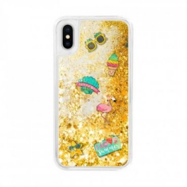 """""""Sunny"""" Summer cover for iPhone XS Max"""