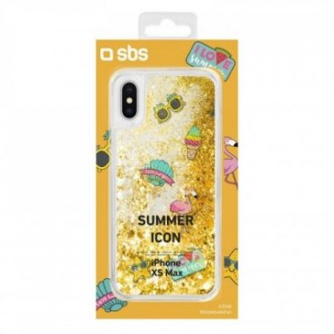 """Sunny"" Summer cover for iPhone XS Max"