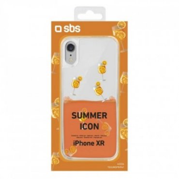 """""""Spritz"""" Summer cover for iPhone XR"""