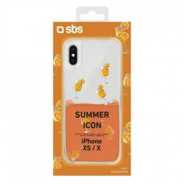 """""""Spritz"""" Summer cover for iPhone XS/X"""