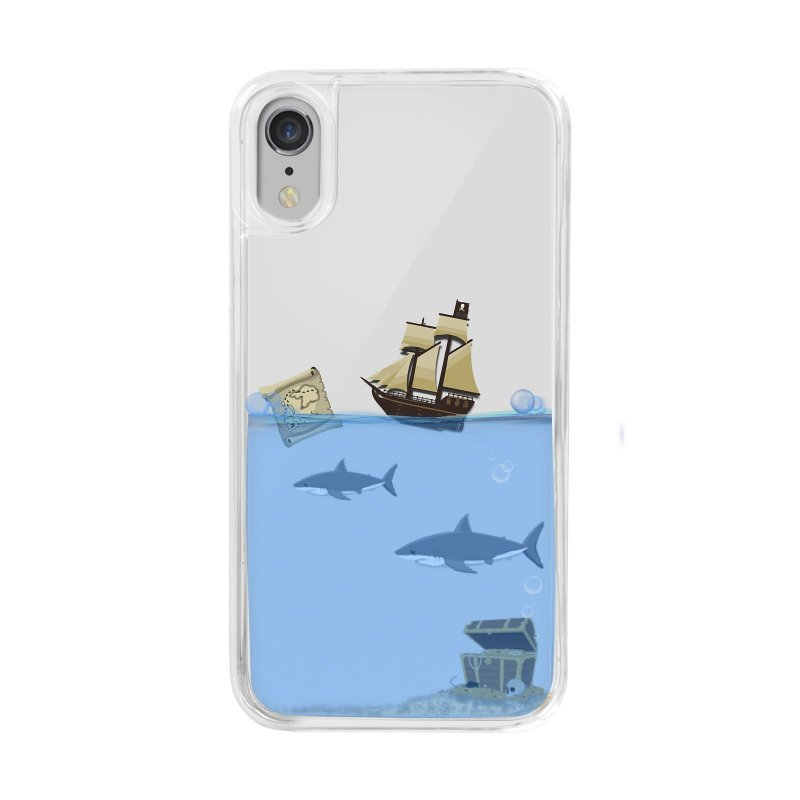 """Pirates"" Summer cover for iPhone XR"