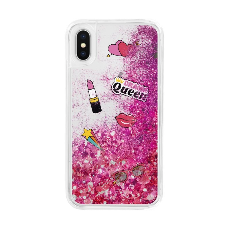 Drama Queen cover for iPhone XS Max