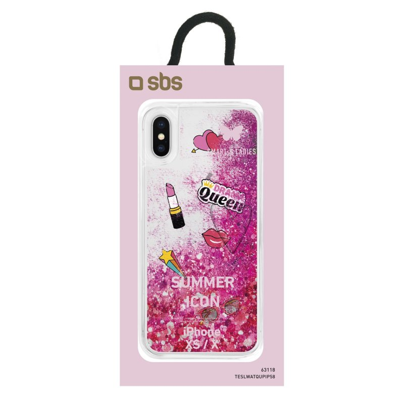 Drama Queen cover for iPhone XS/X