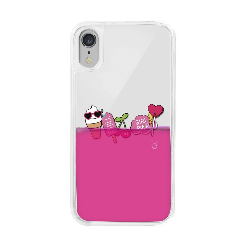 Girl Power cover for iPhone XR