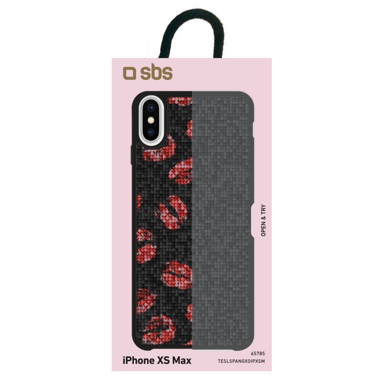 Jolie cover with XOXO theme for iPhone XS Max