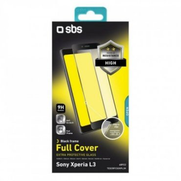 Full Cover Glass Screen Protector for Sony Xperia L3