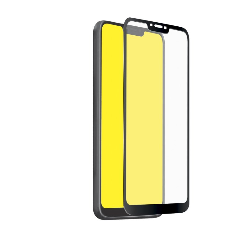 Full Cover Glass Screen Protector for Motorola Moto G7 Power
