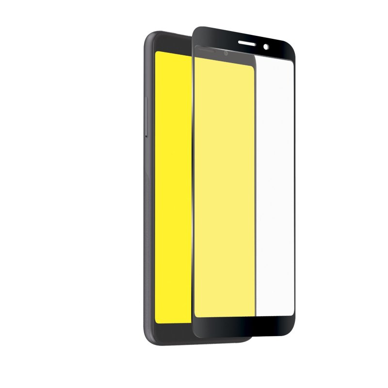 Full Cover Glass Screen Protector for Alcatel 1X 2019