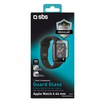 Glass screen protector for Apple Watch 4, 44 mm