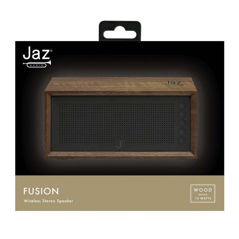 Fusion wireless speaker