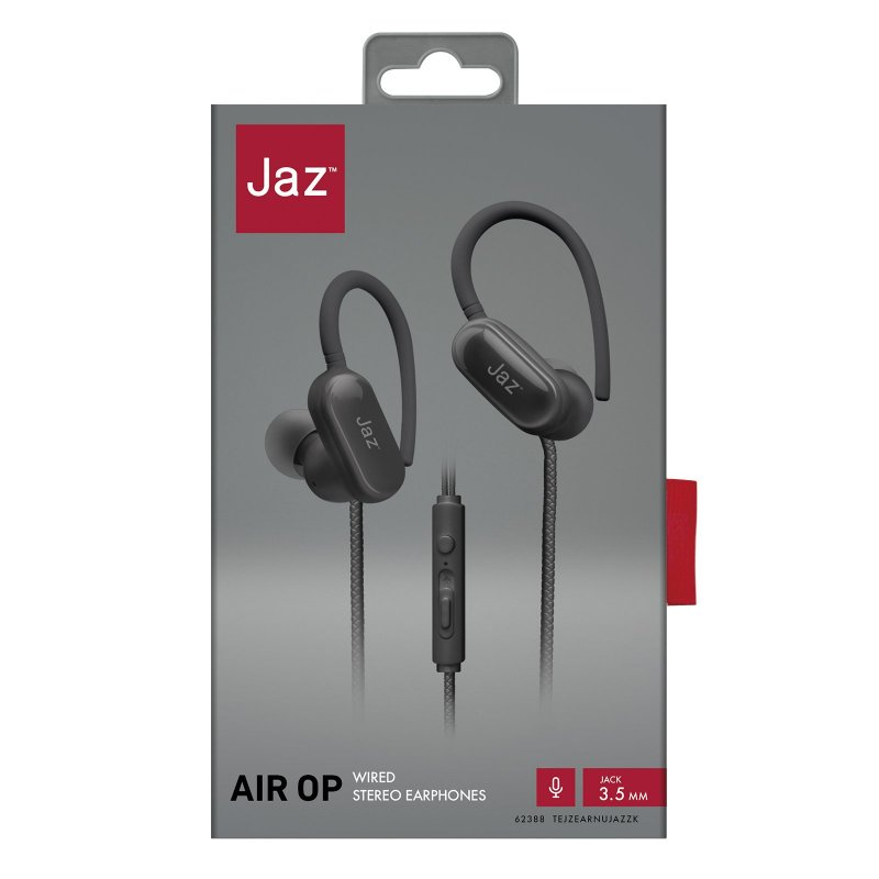 Air Op wired earphones