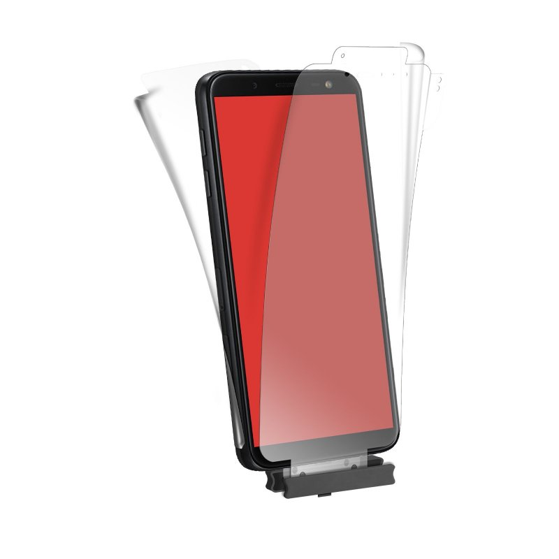 360 ° Full Body protective film for the Samsung Galaxy J6
