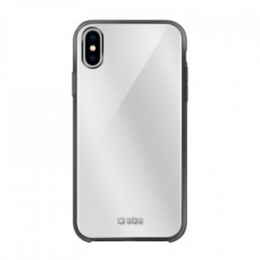 Aluminium and tempered glass cover for iPhone XS Max