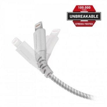 USB - Lightning cable in aramid fibre