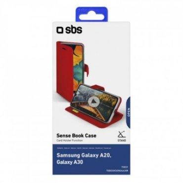 Sense Book case for Samsung Galaxy A20/A30