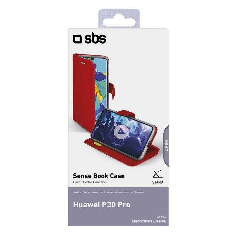 Sense Book case for Huawei P30 Pro/Pro New Edition