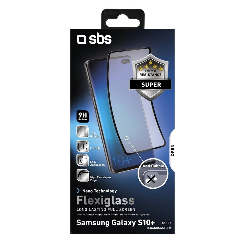 Flexiglass Full Screen Protector for Samsung Galaxy S10+